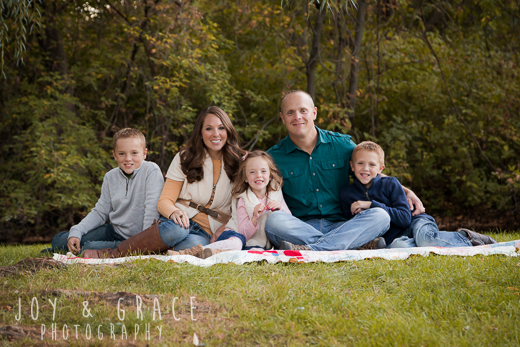 becker family photography