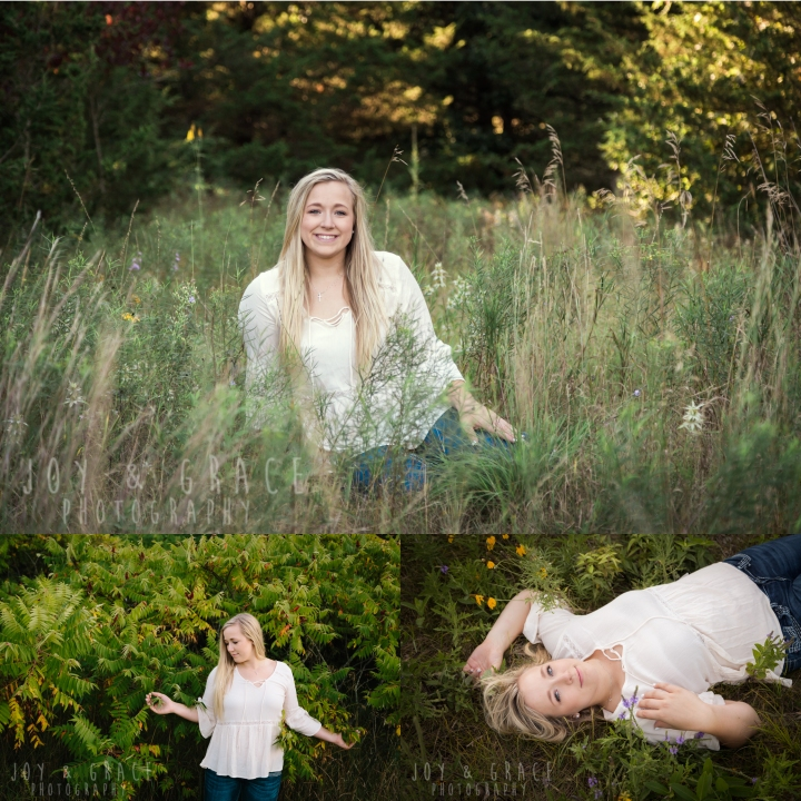 becker mn senior photographer