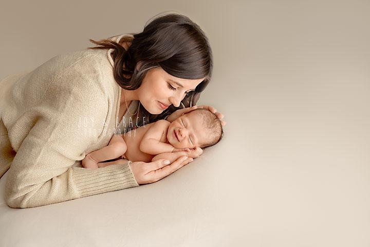 becker mn newborn photographer