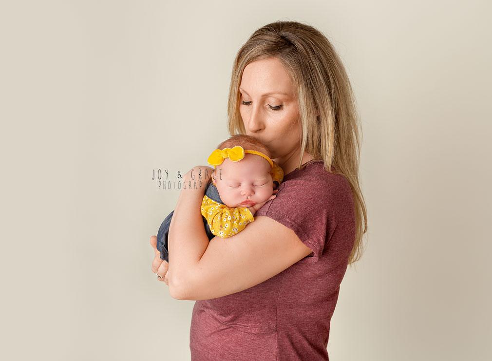 becker mn newborn photography