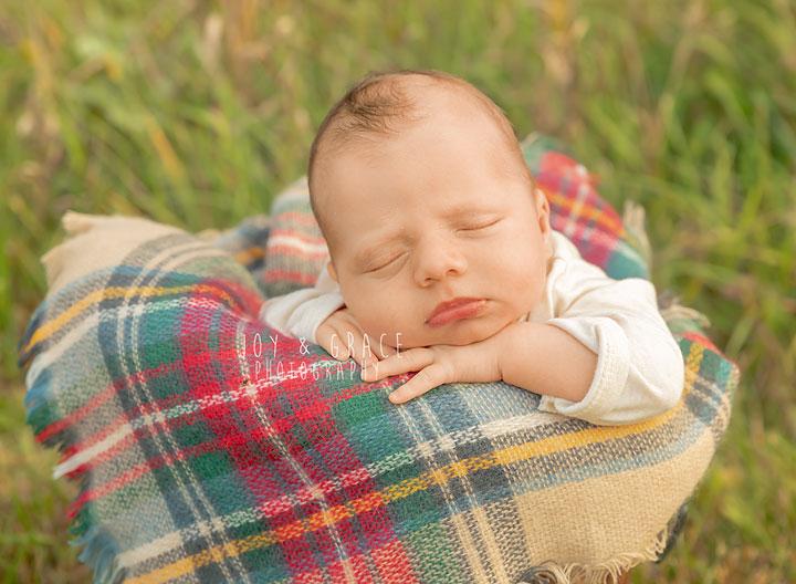 becker newborn photographer